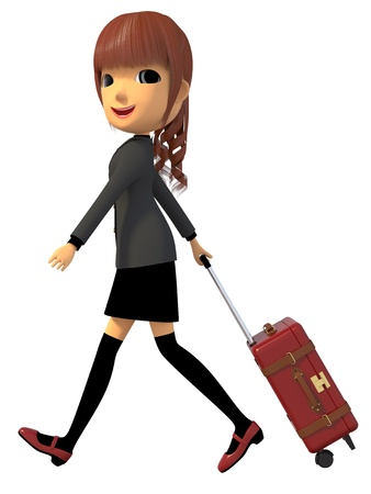 Business trip Stock Photo - 16741685
