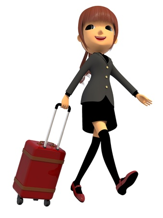Business trip Stock Photo - 16741683