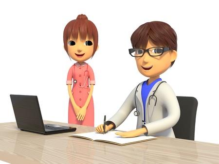 Examination room photo