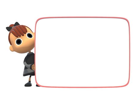 Message boards Stock Photo
