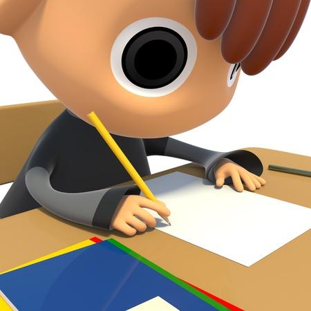 shiniyon: While studying