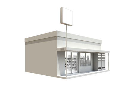 convenient store: Convenience store