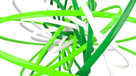 3dcg: 3D-CG background image of Ecology colors Stock Photo