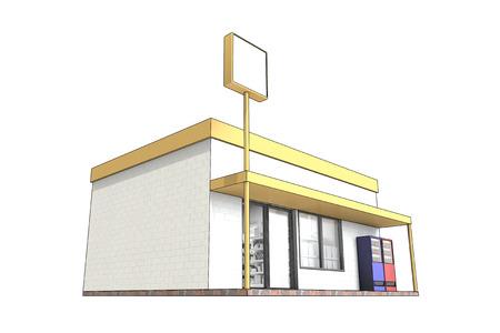 retailing: Convenience store