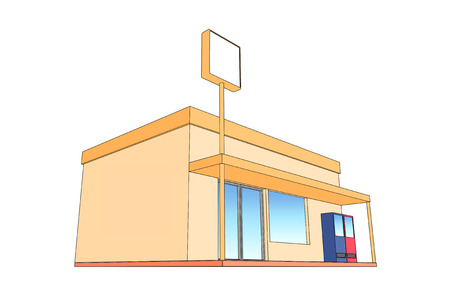 store: Convenience store