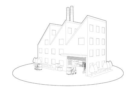 工場出荷時の線の描画