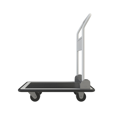 hand truck: Hand truck not on luggage