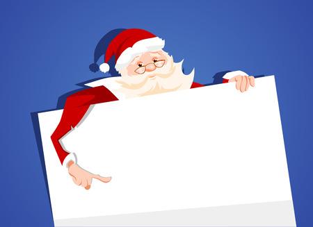 Christmas Nikolaus Illustration