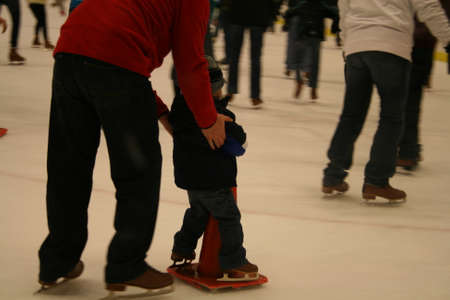 easy way: Ice Skating the easy way