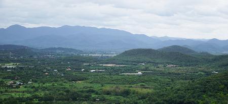 Thailand mountain view
