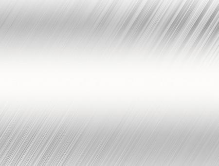 金属の背景またはつや消し鋼板反射鉄プレートと光沢のある質感 写真素材