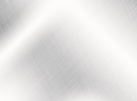 금속 배경 또는 리플렉션 사용 하여 닦 았된 강판의 질감 철판 및