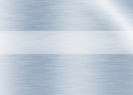 steel plate: Metal background or texture of brushed steel plate with reflections Iron plate and shiny