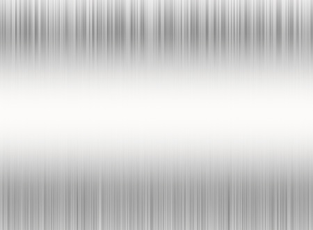 shiny metal: Metal silver background or texture of brushed steel plate with reflections Iron plate and shiny Stock Photo