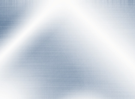 shiny metal: Metal background or texture of brushed steel plate with reflections Iron plate and shiny