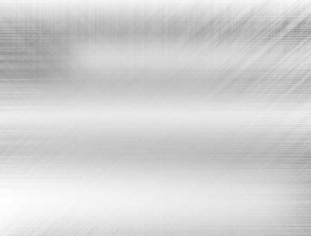 metales: Metal de fondo o la textura de la placa de acero cepillado con placa reflexiones Hierro y brillante