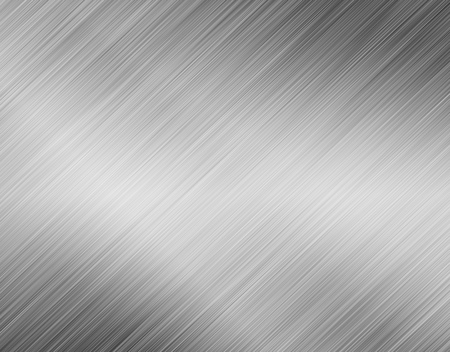 platinum: Gray bright background with reflection Stock Photo