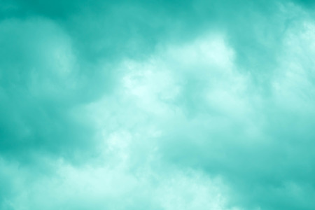 artistic soft cloud and sky with grunge paper texture