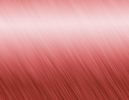 brushed: Rose gold background