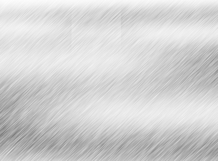 titanium: metal, stainless steel texture background with reflection Stock Photo