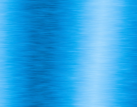 Blue metal background Stock Photo