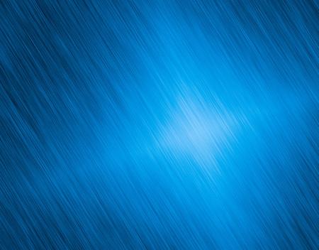 Blauwe lichte achtergrond met reflectie Stockfoto
