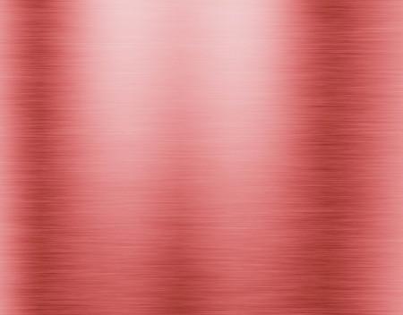 Rose gold - Metalic background
