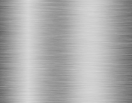 metal, stainless steel texture background with reflection Фото со стока