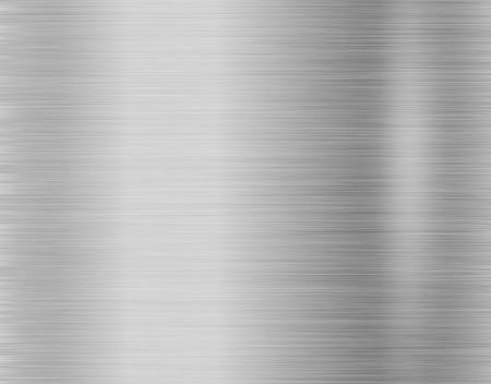metal, stainless steel texture background with reflection 免版税图像