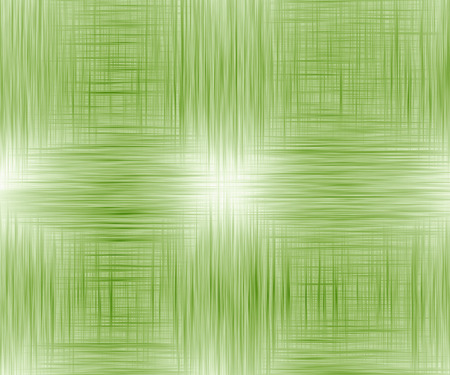 Green bright background with reflection Imagens