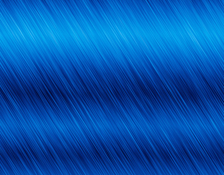 Metal blue background or texture of steel plate with reflections Iron plate and shiny