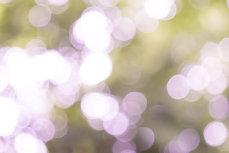 Violet abstract bokeh background from nature environment Stock fotó