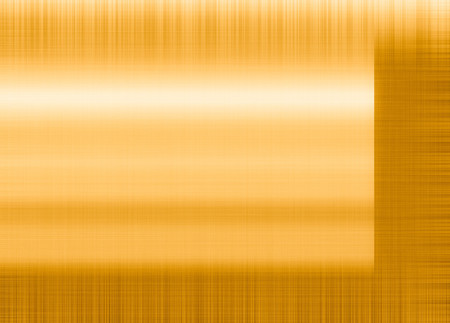 Gold metal background or gold aluminum texture background Stockfoto