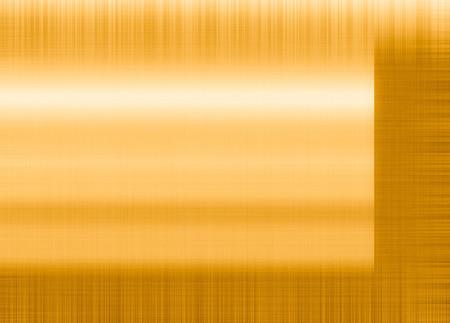 Gouden metaalachtergrond of de gouden achtergrond van de aluminiumtextuur Stockfoto