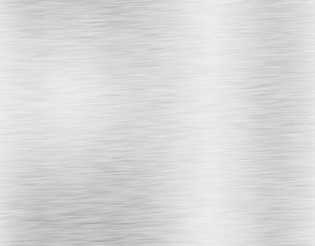metal, stainless steel texture background with reflection Stock fotó
