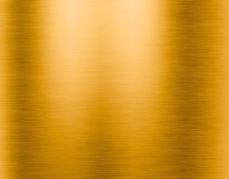 Gold polished metal, steel texture
