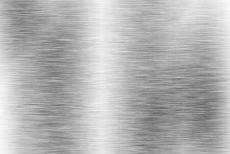 gray metal background Stock Photo