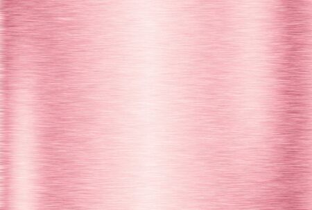 Rose Gold texture metal background Stock Photo