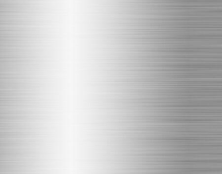 Sfondo grigio brillante con riflessione Archivio Fotografico