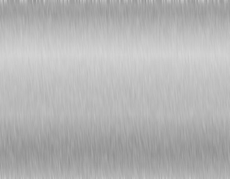 métal, fond de texture en acier inoxydable avec réflexion