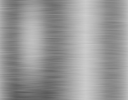 metal, stainless steel texture background with reflection 스톡 콘텐츠