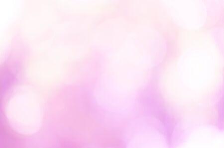 Purple bokeh background