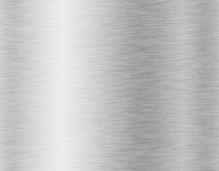 Metall, Edelstahlbeschaffenheitshintergrund mit Reflexion