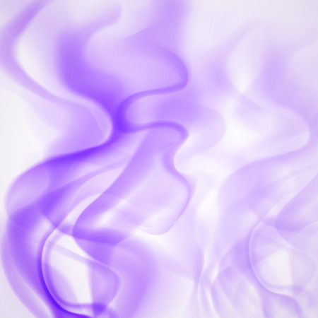 colored smoke: Abstract background of colored smoke in violet colors Illustration