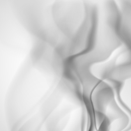 gray colors: Abstract background of smoke in gray colors Illustration