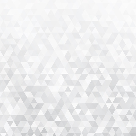 graphic backgrounds: Abstract background made of small gray triangles