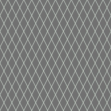 gray colors: Seamless pattern of small rhombuses in gray colors