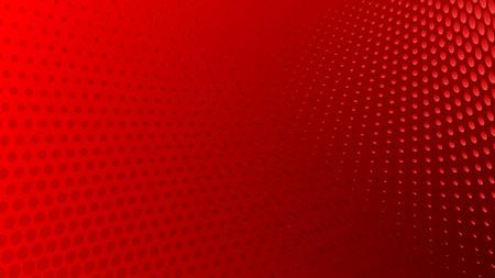 Résumé des points de trame de fond dans des couleurs rouges Banque d'images - 54822801