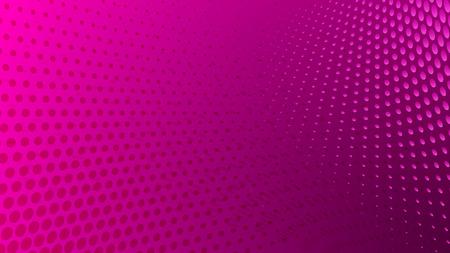 Résumé des points de trame de fond dans des couleurs roses