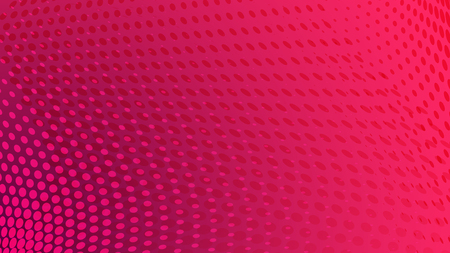 halftone: Abstract halftone dots background in pink colors Illustration